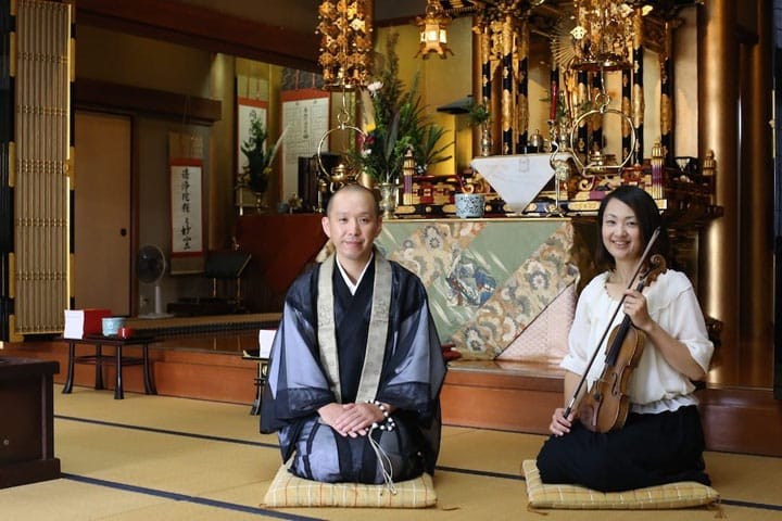 Free Concerts! Teranone At Jokyoji Temple In Kyoto
