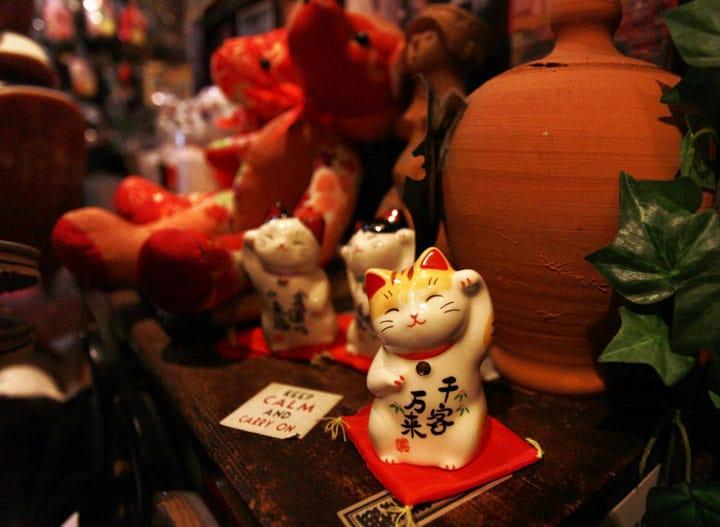 渋谷で和雑貨や着物、日本みやげを買うなら「丸荒渡辺」へ!
