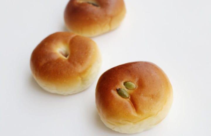 일본 빵문화의 선구자! 긴자 키무라야 본점에서 「앙금빵」을 사다