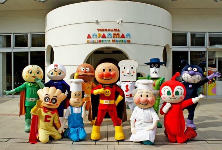 日本や台湾で大人気! 「横浜アンパンマンこどもミュージアム&モール」に遊びに行こう!