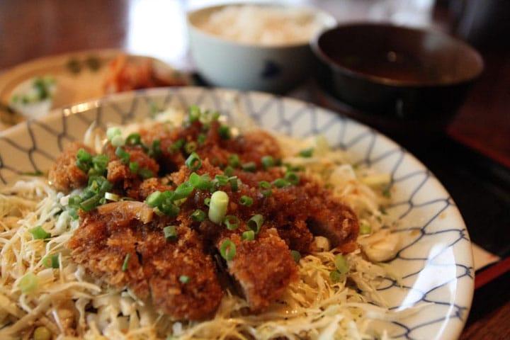 Japanese Encyclopedia: Teishoku (Set Meal)