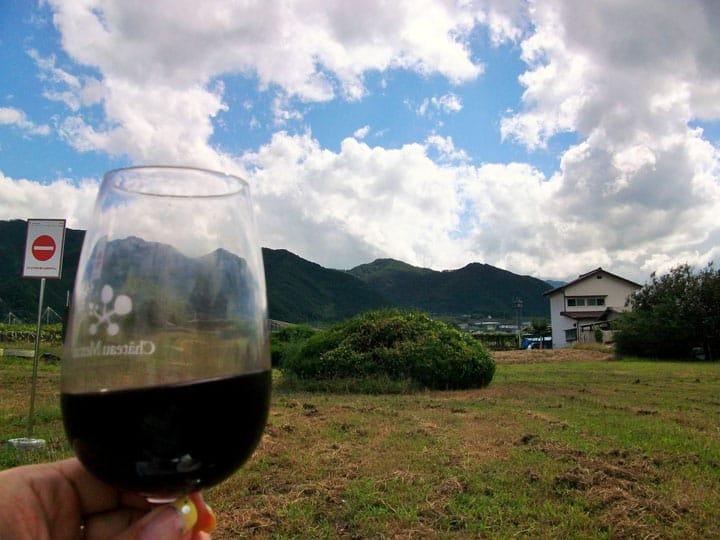 Sip Japanese Kōshū Wine At