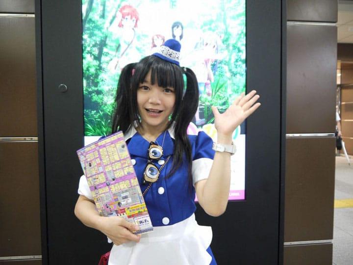 Tur Tempat Wisata Terkenal di Akihabara Bersama Maid