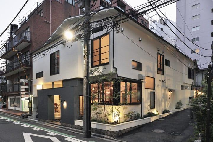 赤坂の料亭を改築したゲストハウス「KAISU HOSTEL」で癒しの時を