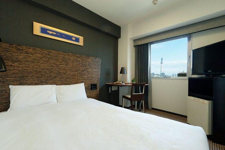 Hotel Villa Fontaine Ueno - Great Service, Great Price!