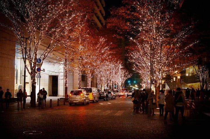 Nghệ thuật ánh sáng tô sắc cho mùa đông: 4 địa điểm ngắm illumination và phong cảnh về đêm quanh Tokyo【Năm 2018】