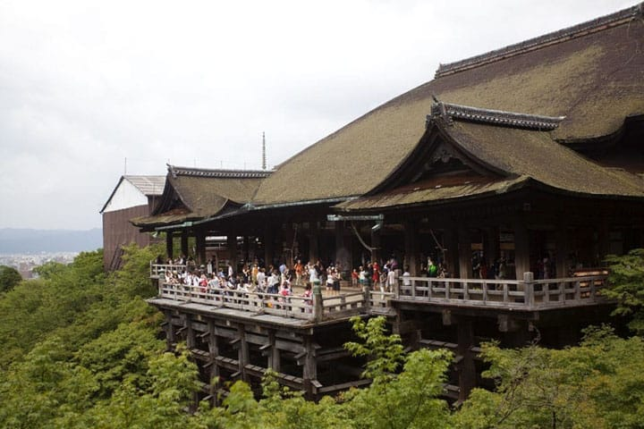 Kiyomizudera Temple - A Must-See in Kyoto