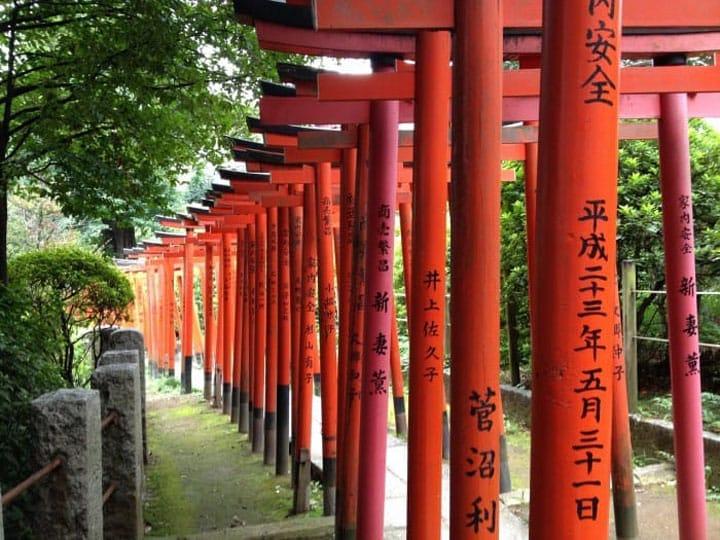 Tempat Wisata Terpopuler di Kyoto, Kuil Fushimi Inari Taisha