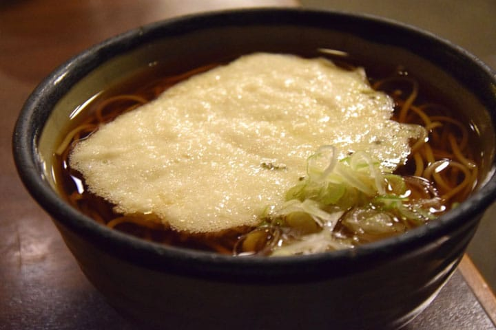 Tasty Fuel For Your Mount Takao Hike: Takahashiya Tororo Soba