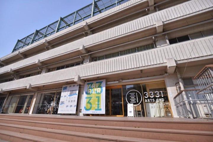 秋葉原がアートの世界的なメディアに!「3331 Arts Chiyoda」はエネルギーに溢れていた