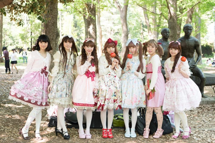What Is Harajuku Fashion? A Brief Introduction