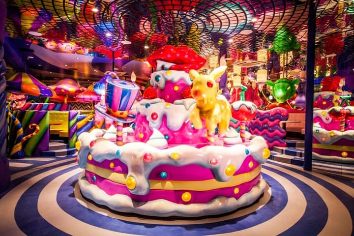Nuevo y cute: Un vistazo al Kawaii Monster Cafe en Harajuku