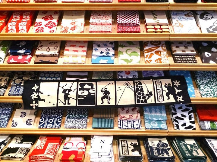 Koiki Shinjuku Store - The Practical Beauty Of Japanese Hand Towels