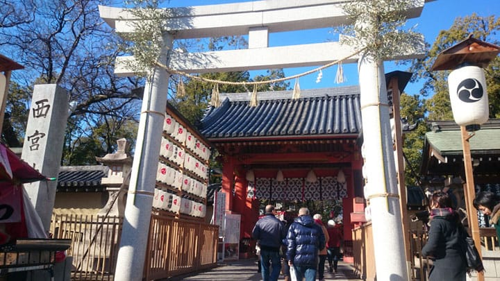Hatsumode - Visiting A Shrine Or Temple At New Year's