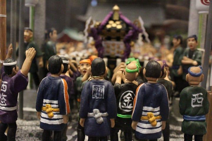 "Merasakan Pesona Asakusa di Museum Festival, ""Omatsuri Museum"""