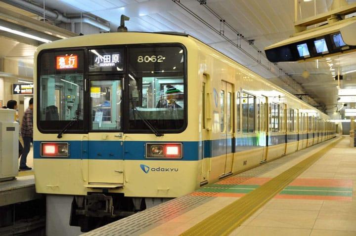 Những điều cần biết về tàu điện ở Nhật