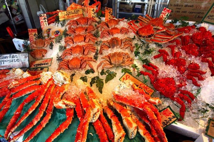 Nijo Market in Sapporo - Hokkaido's Delicious Foods in One Place!