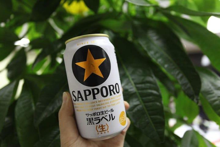 ¿Qué hay en esa lata? Una guía para el sabor de las cervezas japonesas