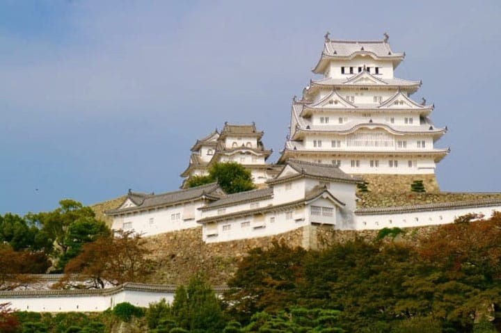 Over 400 Years Of History - Himeji Castle, The Pride of Japan