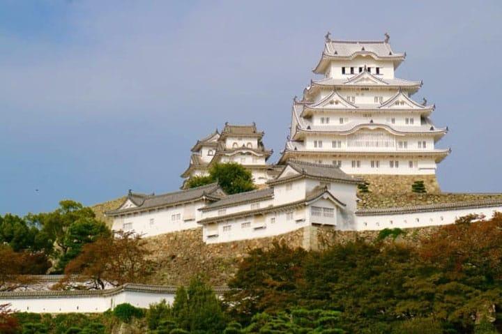 Más de 400 años de historia – El Castillo Himeji, el orgullo de Japón