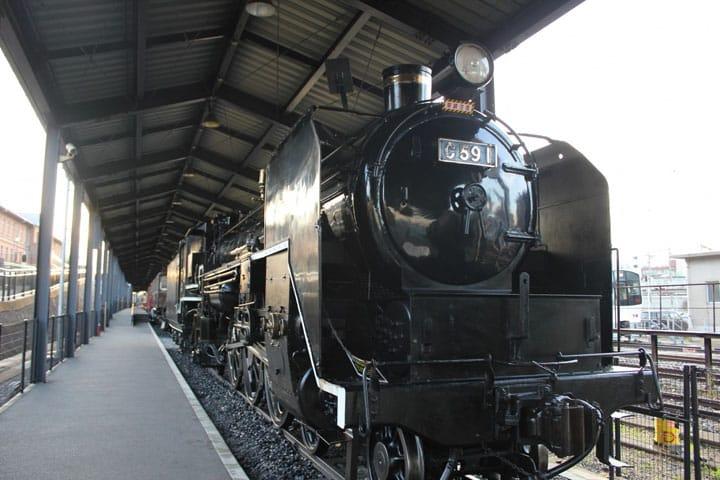 必訪朝聖地!與火車近距離接觸的九州鐵道紀念館