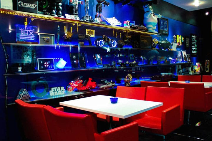 For All The Star Wars Fans Out There! The Sci-fi Bar Kanda Flux