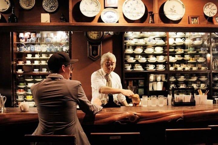 【新宿.美食】在「自家焙煎珈琲 凡」品味咖啡的不凡口感