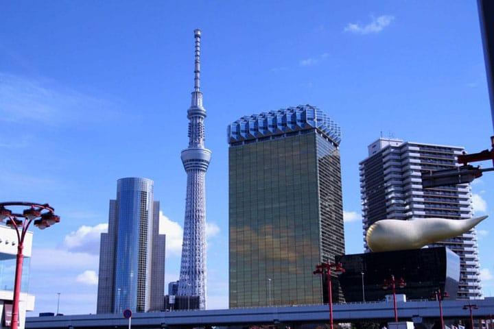 【晴空塔】坐上你就幸运了!唱着歌儿的「京成急行」,神奇的音阶~