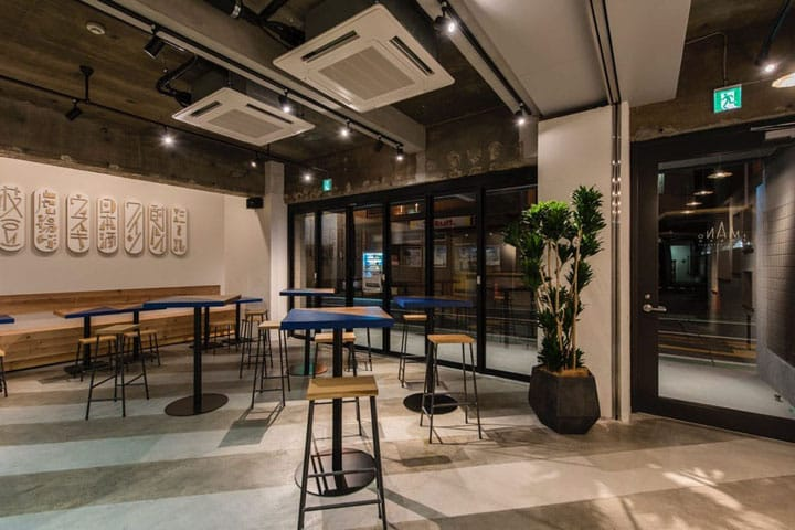 카쿠노미(角飲み) 기분을 느끼며 술을 마실 수 있는 숙소, 신쥬쿠「IMANO TOKYO HOSTEL」