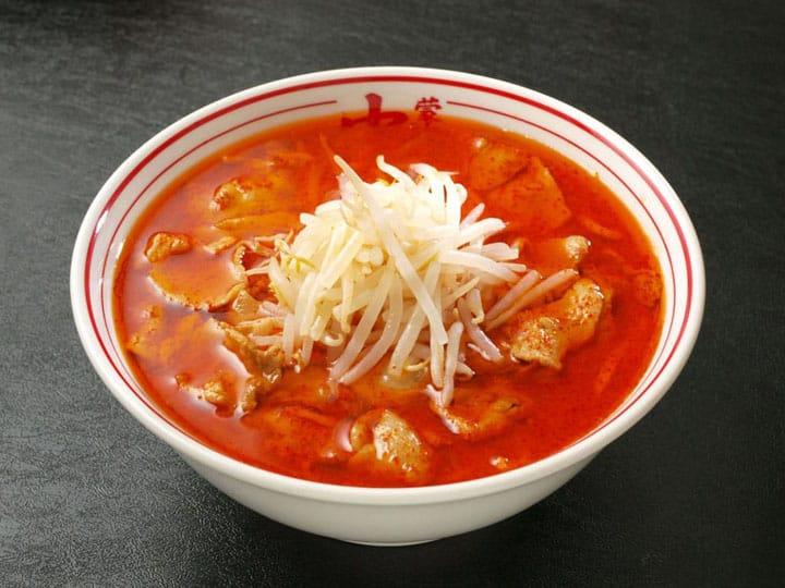 【池袋.美食】愛吃辣的人有福囉!辣味十足又美味的「蒙古タンメン中本」