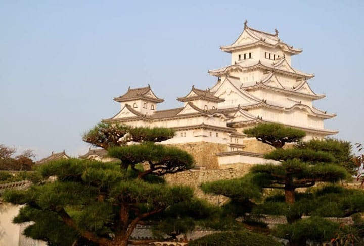 5 Famous Castles in Japan for Castle Lovers