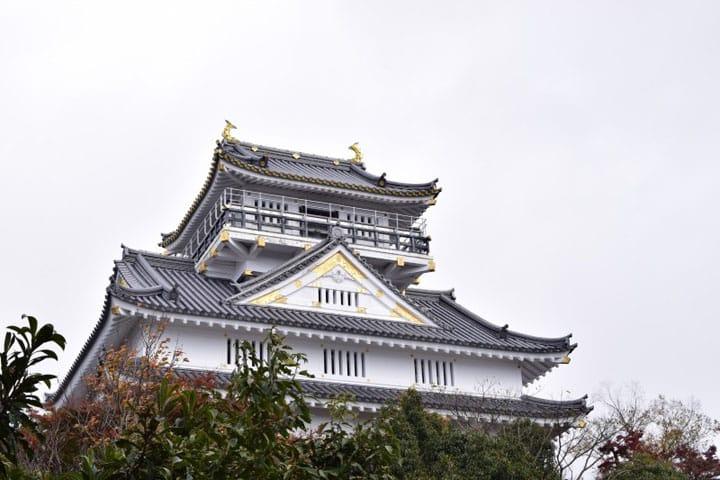 6 Hal Unik Gunung Kinka di Pusat Kota Gifu