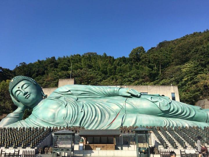 Nanzoin Temple, Fukuoka - Visit The 41m Long Reclining Buddha!