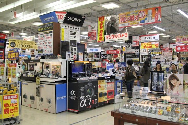 Ở Tokyo có thể mua gì, ở đâu? Gợi ý 5 địa điểm mua sắm