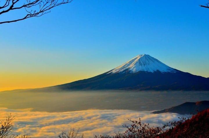 Let's Take a Virtual Journey Up Mount Fuji!