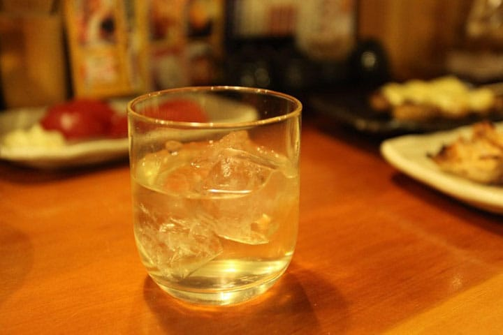 Izakaya Tips - Not Just Wine? Smooth Japanese Fruit Liqueurs
