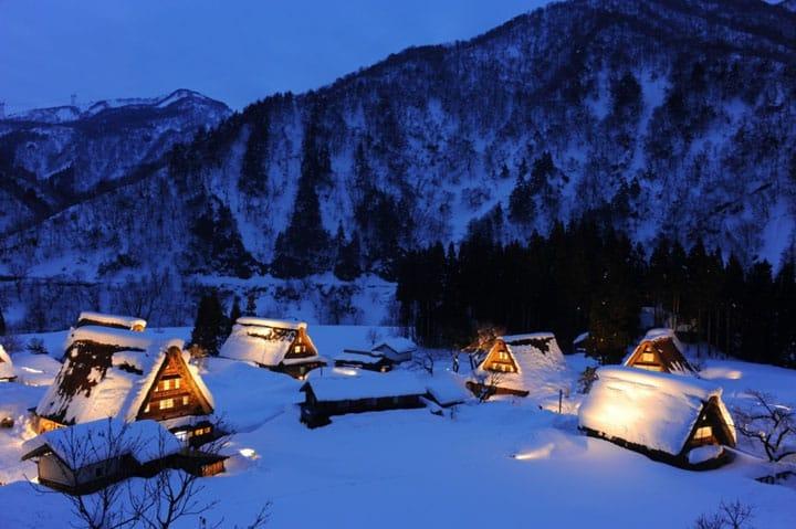JTB旅遊,來走訪世界遺產白川郷、飛驒高山、金澤