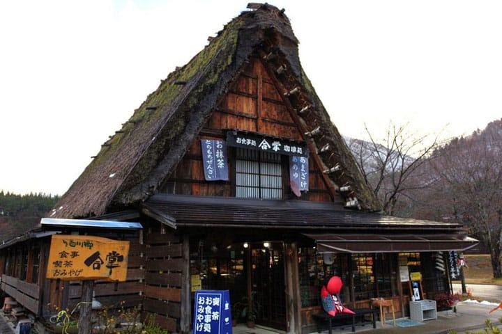 【岐阜·白川乡】 日本超人气世界遗产景点—合掌造建筑