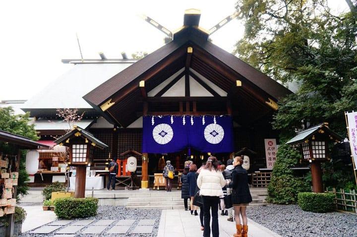 ¡Busca el Amor en Tokio! 5 Santuarios Que Te Ayudarán en Tu Vida Amorosa.