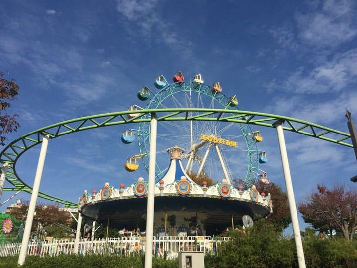 ไปสวนสนุกอาระคาวะในโตเกียว! สวนสนุกสำหรับเด็กแถมสบายกระเป๋า