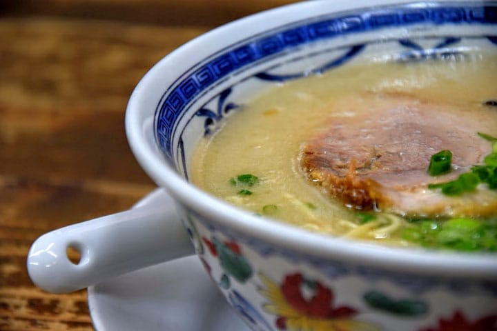 Know Your Noodles - The Uniqueness of Hakata Ramen
