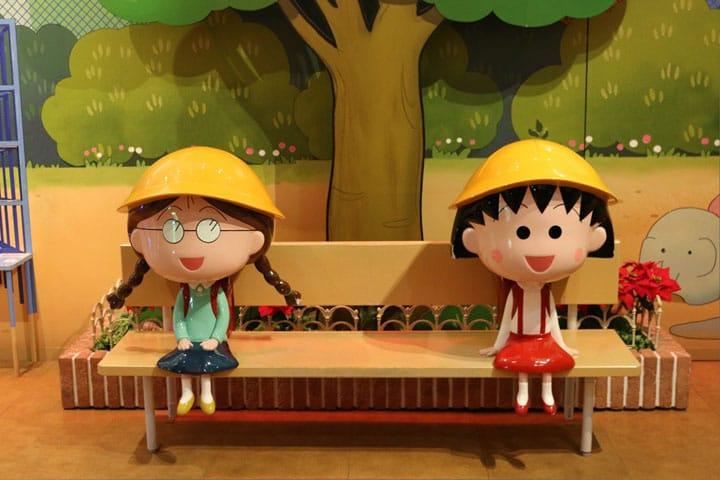 静岡市が生んだ名作アニメの世界を体験「ちびまる子ちゃんランド」