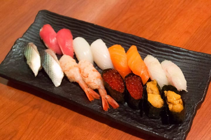 Top 3 All-You-Can-Eat Style Sushi Restaurants in Tokyo