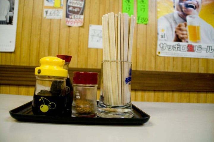 9 Common Condiments Used In Japanese Cuisine