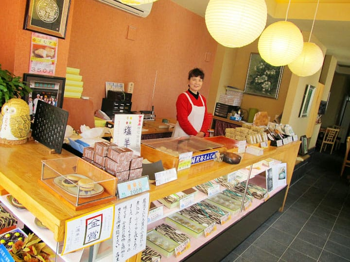 일본에서 가장 맛있다고?! 닛코의 '유바 주먹밥'