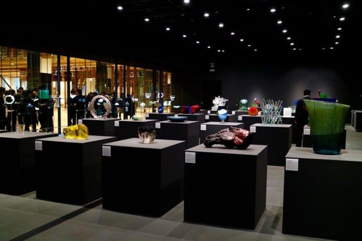 Toyama Glass Art Museum (2): Contemporary Glass Art Exhibitions