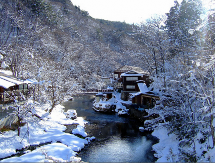 6 Secluded Open-Air Baths Even Japanese People Might Not Know