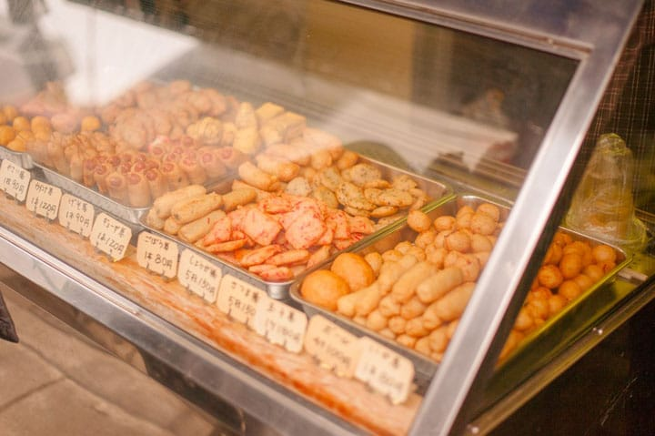 【日本小百科】魚漿製品(練り物)