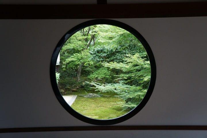 【京都.景點】沈靜心靈的源光庵庭院美景