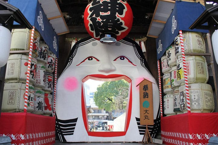 5 Hal yang Wajib Anda Coba di Kuil Kushida, Hakata